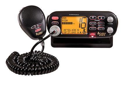MR F75B-D - 25 Watt Class-D Fixed Mount VHF Radio, Black picture