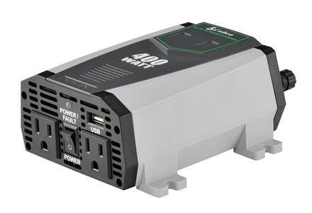 Compact 400 Watt Power Inverter picture