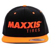 Maxxis Podium Snapback Cap - Flat Bill