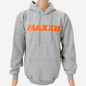 Maxxis Heather Gray Hoodie - Small