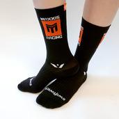 Maxxis Racing Socks 7 Inch Cuff - Large