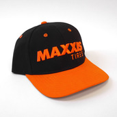 Maxxis Podium Snapback Cap - Curved Bill