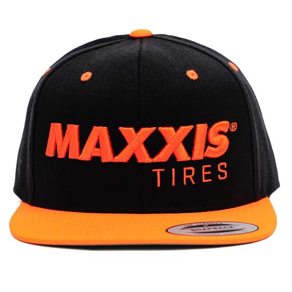 Maxxis Podium Snapback Cap - Flat Bill picture