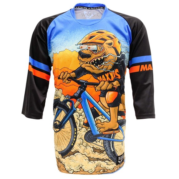 Maxxis Raddington Bear Jersey - S picture