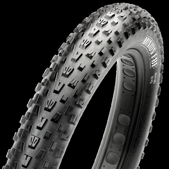 26X4.00 Foldable Bead 120TPI Dual Compound EXO/TR (Fat Bike/Plus Tires) picture