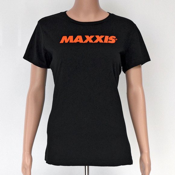 Ladies Tee Black - Small picture