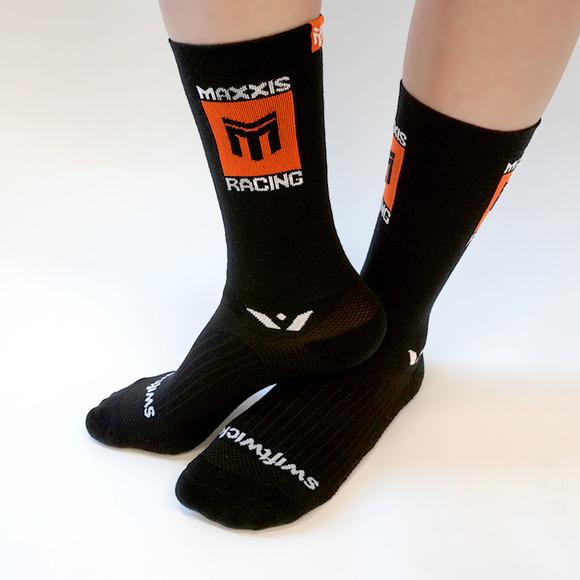 Maxxis Racing Socks 7 Inch Cuff - Medium picture