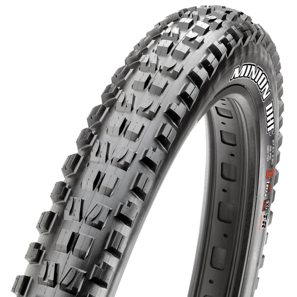 26x2.80 Minion DHF 60TPI Dual Compound EXO Tubeless Ready picture