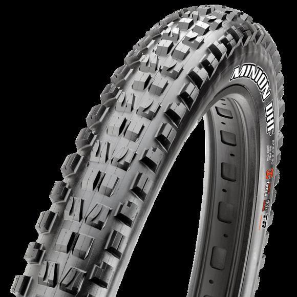 26X2.80 Foldable Bead 60TPI Dual Compound EXO/TR (Fat Bike/Plus Tires) picture