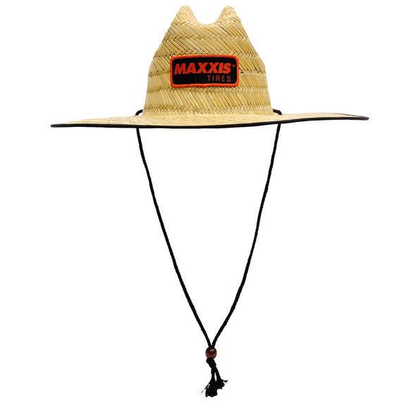 Maxxis Tires Straw Hat - One Size picture