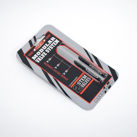 MVS Valve Black 60mm (2 per pack) picture