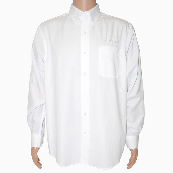 L/S Easy Care White Shirt S picture