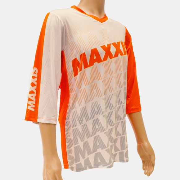 Jersey - Maxxis MTB 3/4 Sleeve M picture