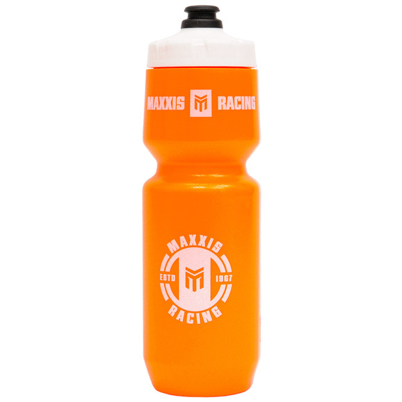 Purist Water Bottle with Moflo Lid - Orange 26oz picture