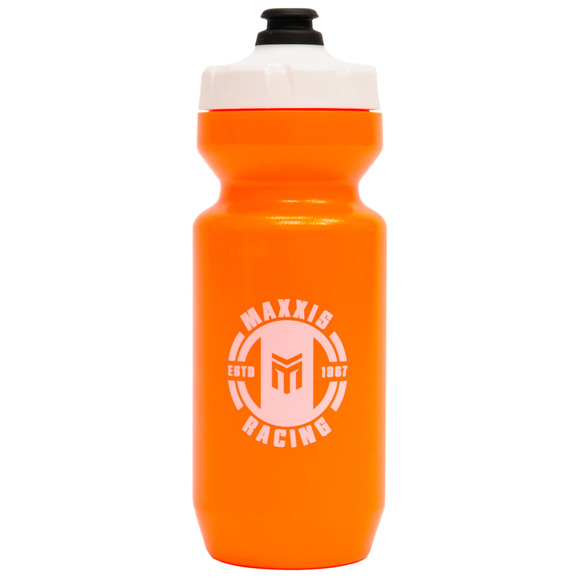 Purist Water Bottle with Moflo Lid - Orange 22oz picture