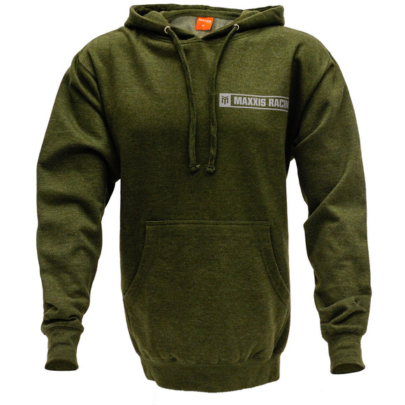 Green Pullover Hoodie - S picture