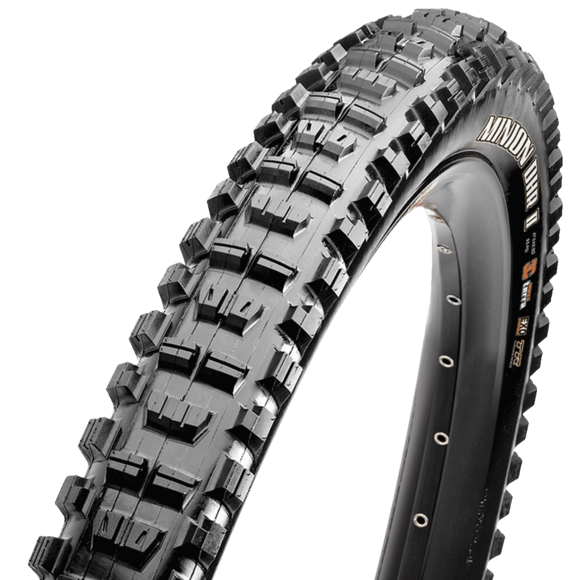27.5x2.4WT Minion DHR II 3CT/EXO+/Tubeless Ready picture