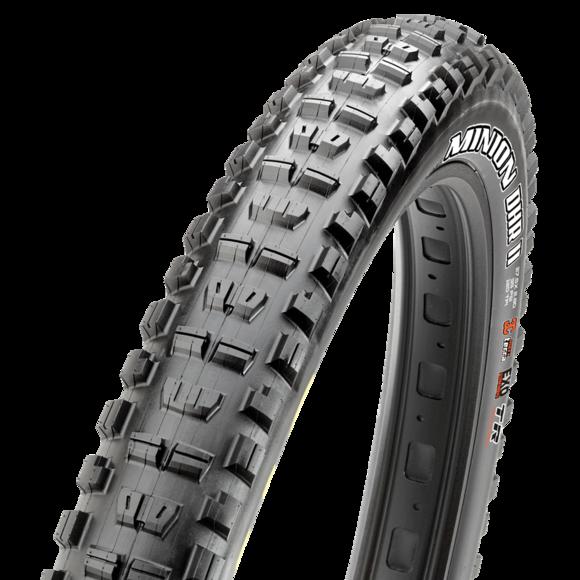26X2.40 Wire Bead 60TPI Single Compound 2PLY (Fat Bike/Plus Tires) picture