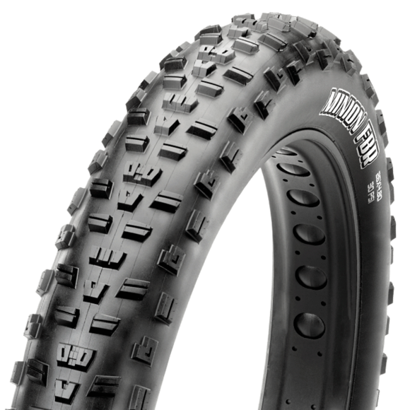 26X4.00 Foldable Bead 120TPI Dual Compound EXO/TR (Fat Bike/Plus Tires) picture