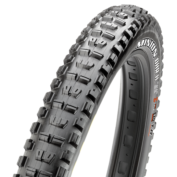 26x2.80 Minion DHR II 60TPI Dual Compound EXO Tubeless Ready picture