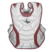 "VELA™ YOUTH CPW13S7 13""<br>WHITE/MAROON"