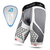 COMPRESSION CATCHING SHORTS<br>JOCK CUP COMBO PACK
