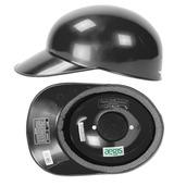 CH591 SIZED SKULL CAP<br>BLACK