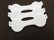 Set of 3 Replacement Foam for Standard Goggle