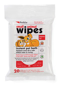 Small Animal Wipes - 20ct