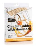 Climb 'n' Ladder with Hammock