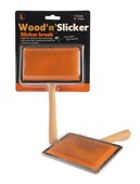 Wood 'n' Slicker Large Orange/Black
