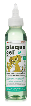 Petkin Plaque Teeth Clean Gel Mint picture