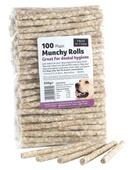 Munchy Rolls Plain - 100pcs