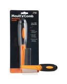 Moult 'a' Comb