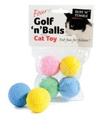 Golf 'n' Balls 4 pcs