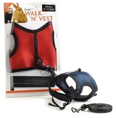 Walk N Vest N Leash Large