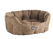 DND Oval Bed - Brown