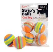 Strip'y'Balls 4 pcs