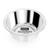 Standard Stainless Steel Bowl - 0.42lt / 0.75 pt 13cm