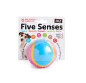 Five Senses - Beef scented rubber toy