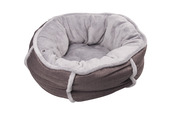 Relax Linette Soft Bed - Grey
