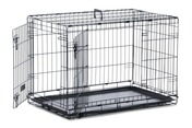 Dog Crate - Large Black