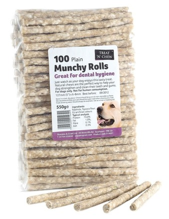 Munchy Rolls Plain - 100pcs picture