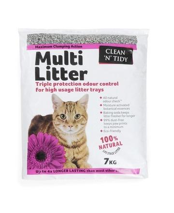 Multi Cat Litter 7kg picture