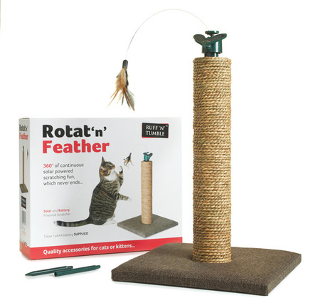 Rotat 'n' Feather picture