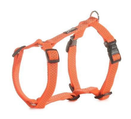 Reflective Harness Small neon orange picture