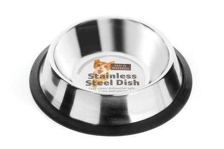 Non Tip Antiskid Cat Dish picture