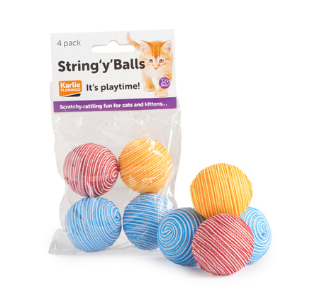 String 'y' Balls (pk4) picture
