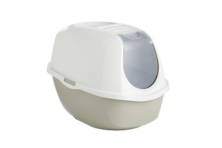 Smart Cat Loo Warm Grey 54cm picture