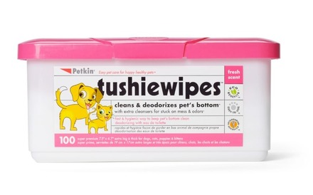 Tushie Wipes - 100pk picture
